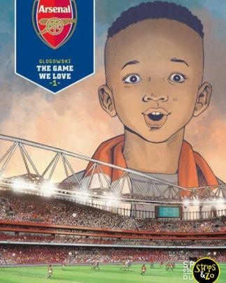 Voetbalcollectie - Arsenal 1 - The game we love