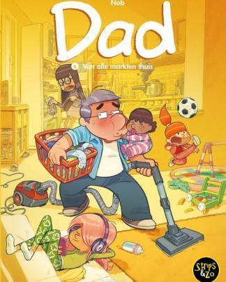 Dad 6 – Van alle markten thuis