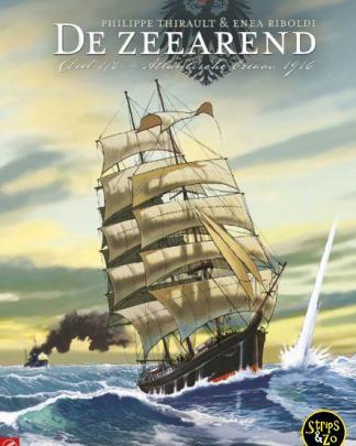de zeearend 1 De Atlantische Oceaan 1916
