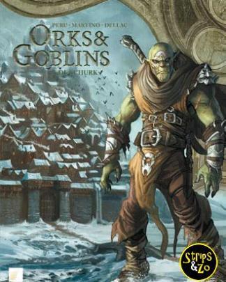Orks en Goblins 5 - De schurk