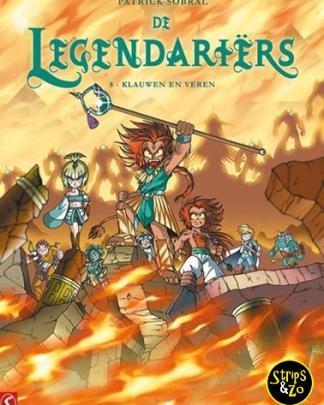 legendariers 8
