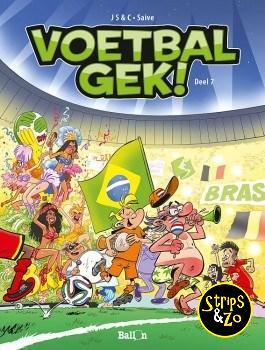voetbalgek 7