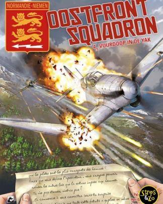 oostfront squadron 4 Vuurdoop in de Yak