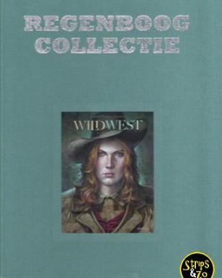 regenboog collectie 9 wildwest 1 calmity jane