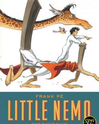 little nemo Frank Pé