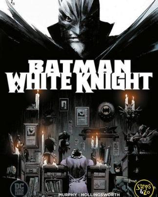 Batman White Knight 2