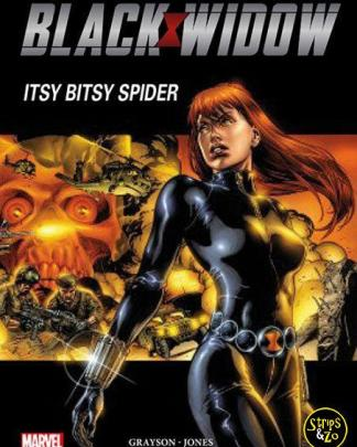 Black Widow Itsy Bitsy Spider