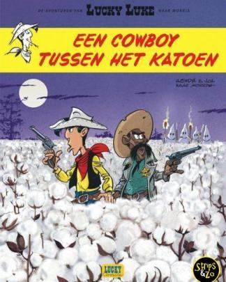 Lucky Luke nieuwe avonturen 9 – Een cowboy tussen het katoen