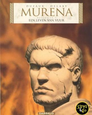 Murena 7 Een leven van vuur