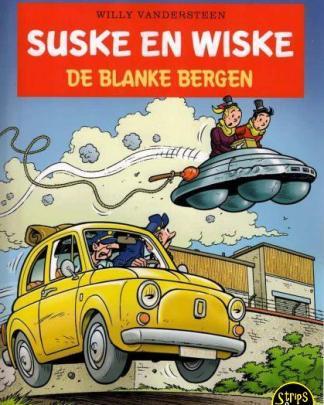 Suske en Wiske De Blanke Bergen