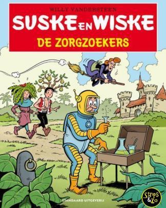 Suske en Wiske in het Kort 17 De Zorgzoekers