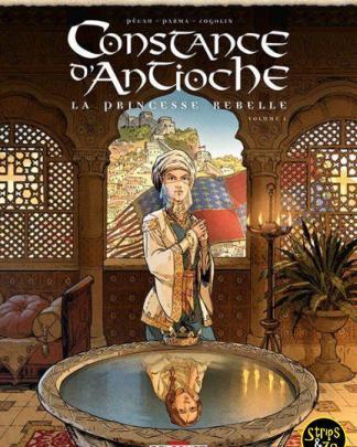 Bloedkoninginnen 13 Constance van Atiochie 1