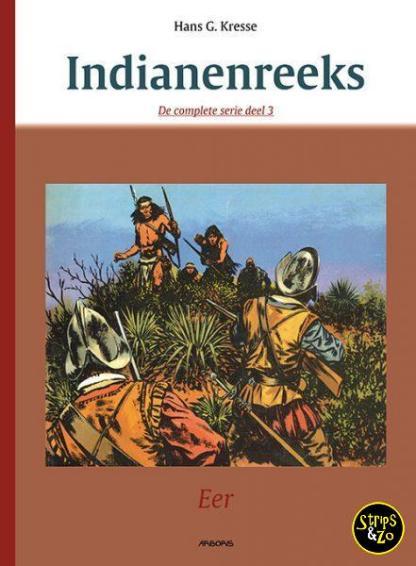 De Complete Indianenreeks 3 Eer