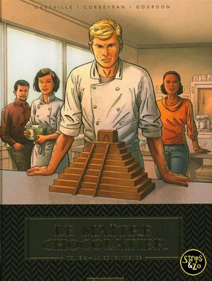 De Meester chocolatier 2 De Concurrentie