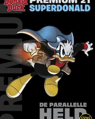 Donald Duck Premium Pocket 21 Superdonald De parallelle held
