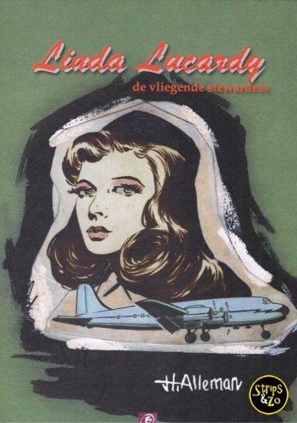 Linda Lucardy de vliegende stewardess