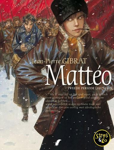 Matteo 2 Tweede periode 1917 1918