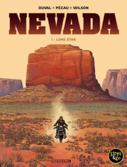 Nevada 1 Lone Star