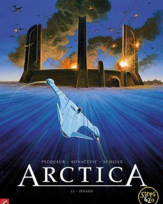 Arctica 11 Invasie