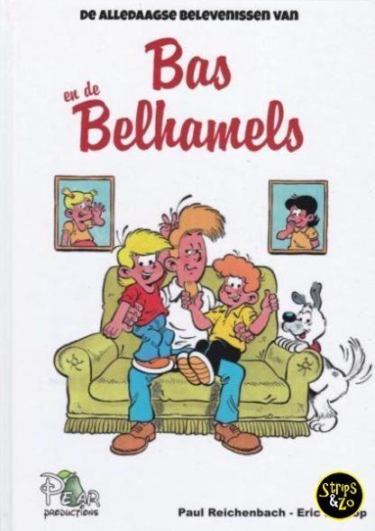 Bas en de Belhamels