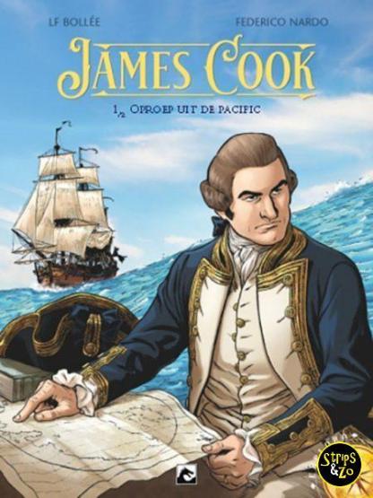 James Cook 1 Oproep uit de Pacific