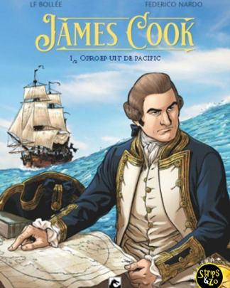 James Cook 1 Oproep uit de Pacific
