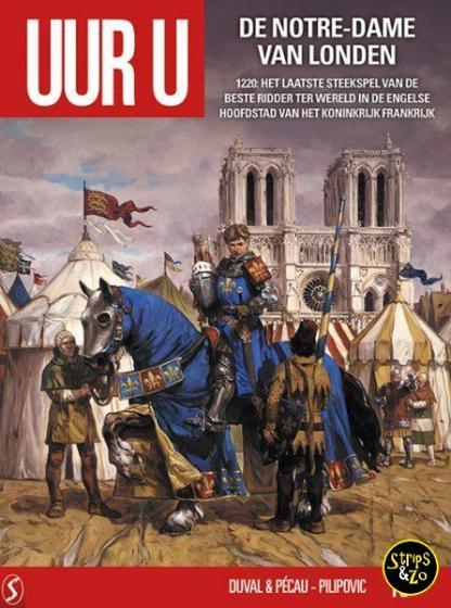 UUR U 16 De Notre Dame van Londen