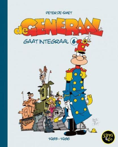 De Generaal Integraal 6