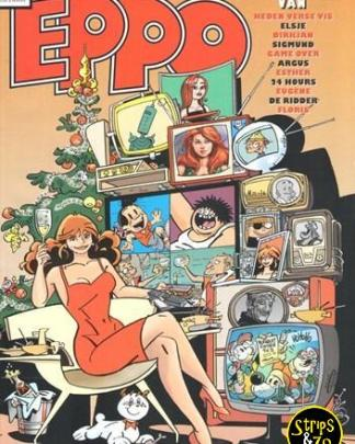 Eppo Stripblad 2020 25