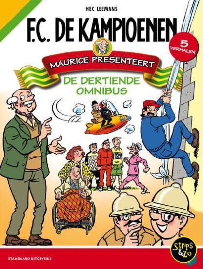 F.C. De Kampioenen Maurice Presenteert De Dertiende Omnibus
