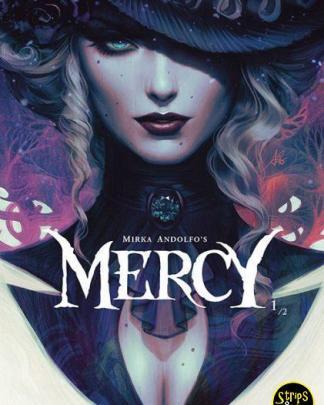 Mercy 1 De dame, de kou en de duivel