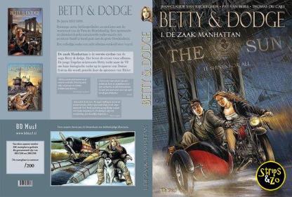 betty dodge compleet met cassettes