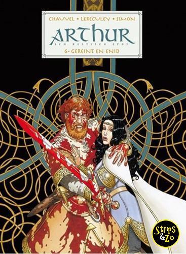 Arthur 6 Gereint en Enid