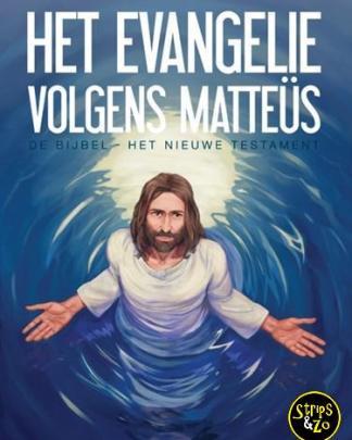 Bijbel de Het evangelie volgens Matteus