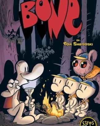 Bone 11 Sterke verhalen