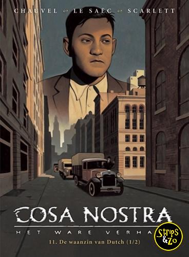 Cosa Nostra 11 De waanzin van Dutch 1