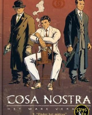Cosa Nostra 9 Onder het matras