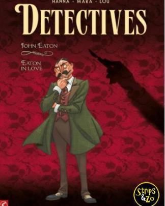 Detectives 6 John Eaton – Eaton in love