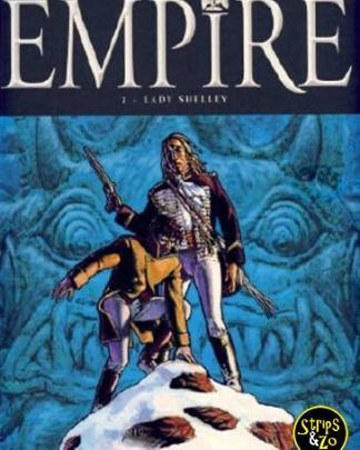 Empire 2 Lady Shelley