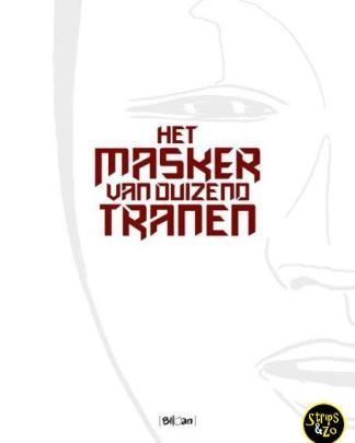 Het Masker van Duizend Tranen 2