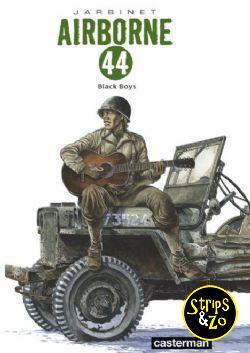 Airborne 44 9 Black Bottom Boys