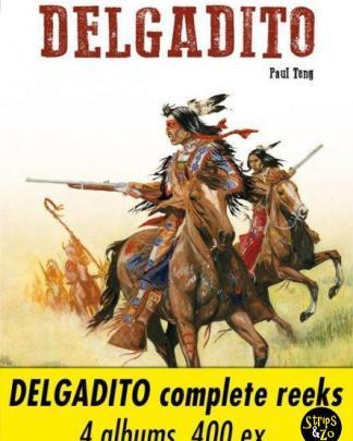 Delgadito Complete reeks