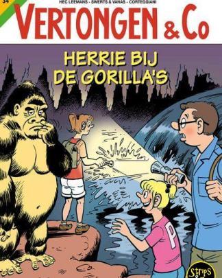 F.C. De Kampioenen Presenteert Vertongen Co 34 Herrie bij de Gorillas