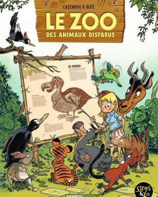 Zoo vol verdwenen dieren Een 1