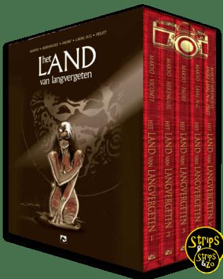 box land van Langvergeten Compleet 2