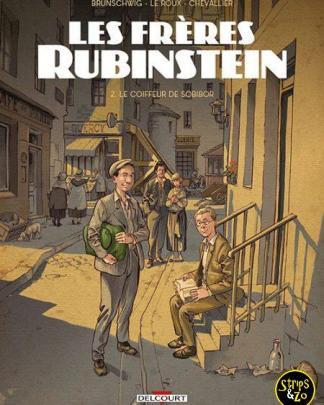 De Gebroeders Rubinstein 2 De Kapper van Sobibor