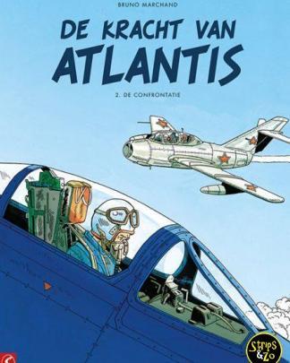 De Kracht van Atlantis 2 De Confrontatie