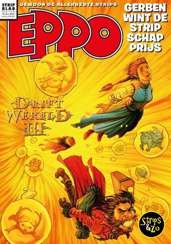 Eppo Stripblad 2021 6
