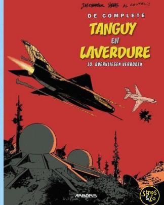Complete Tanguy en Laverdure 10 Overvliegen verboden 1