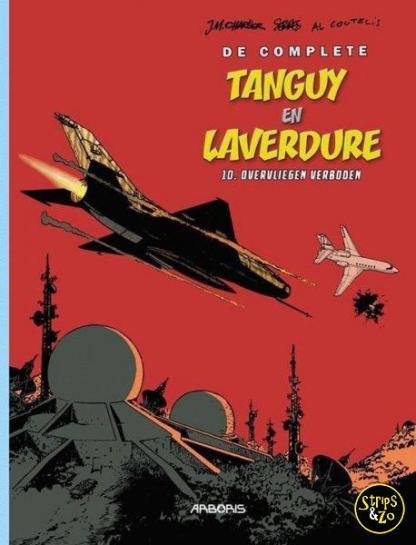 Complete Tanguy en Laverdure 10 Overvliegen verboden